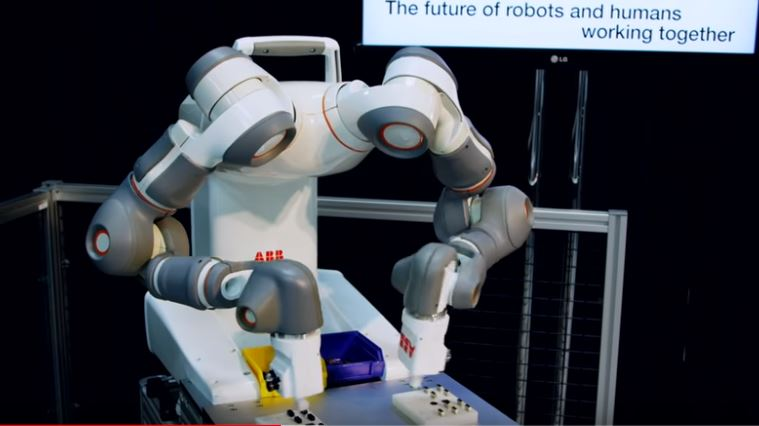 ABB-robot-specification