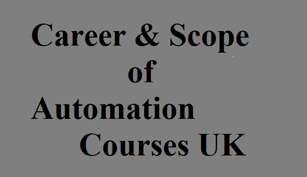 AUTOMATION-COURSES-UK
