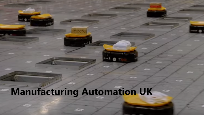 MANUFACTURING-AUTOMATION.