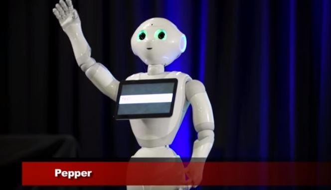 mr-pepper-robot