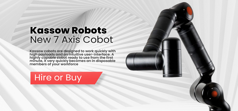 Kassow Robot Hire