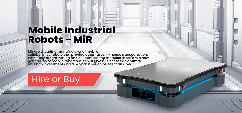 MIR Robot Hire