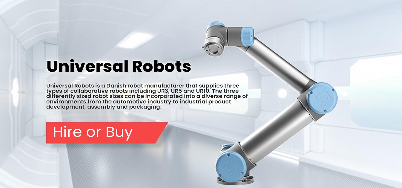 Univeral Robot Hire